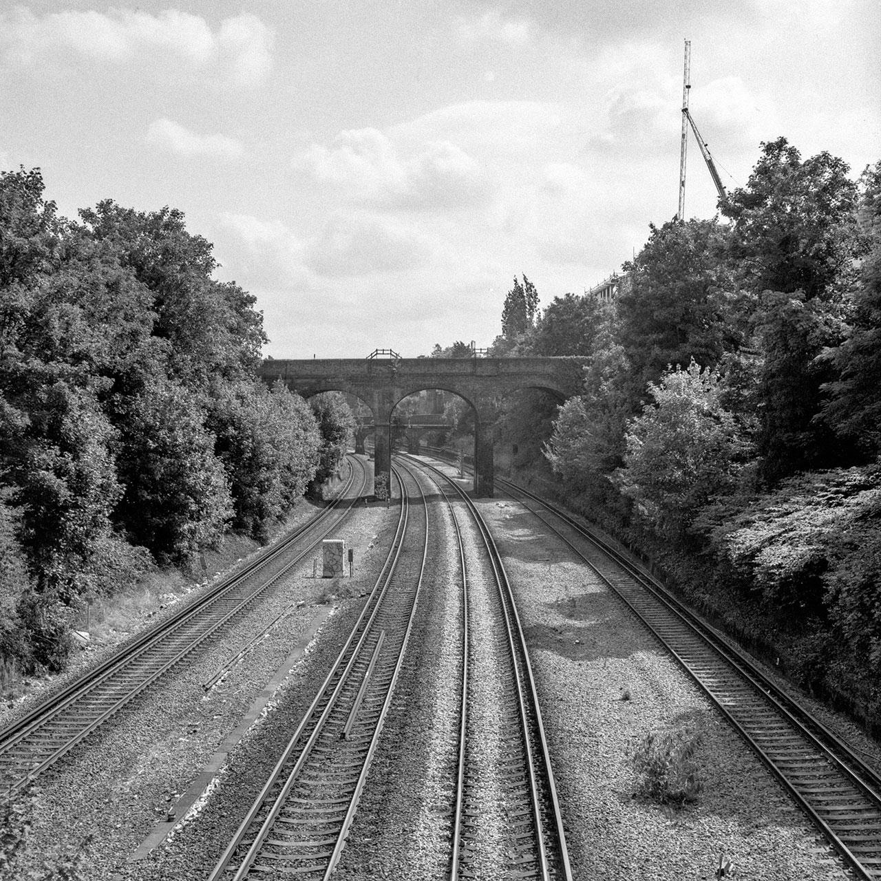 East putney railway