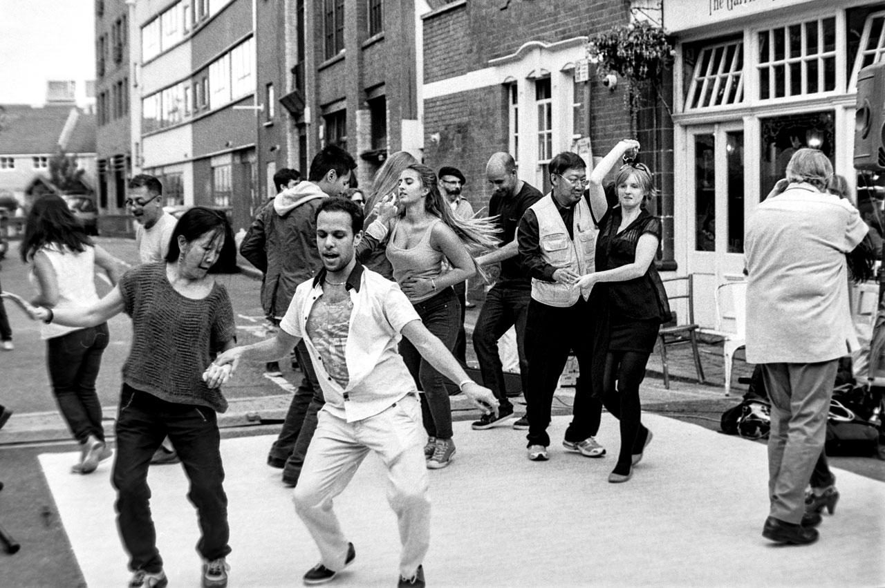 Bermondsey street festival