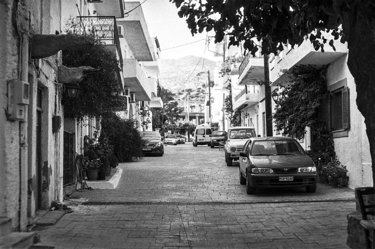Streets of Crete