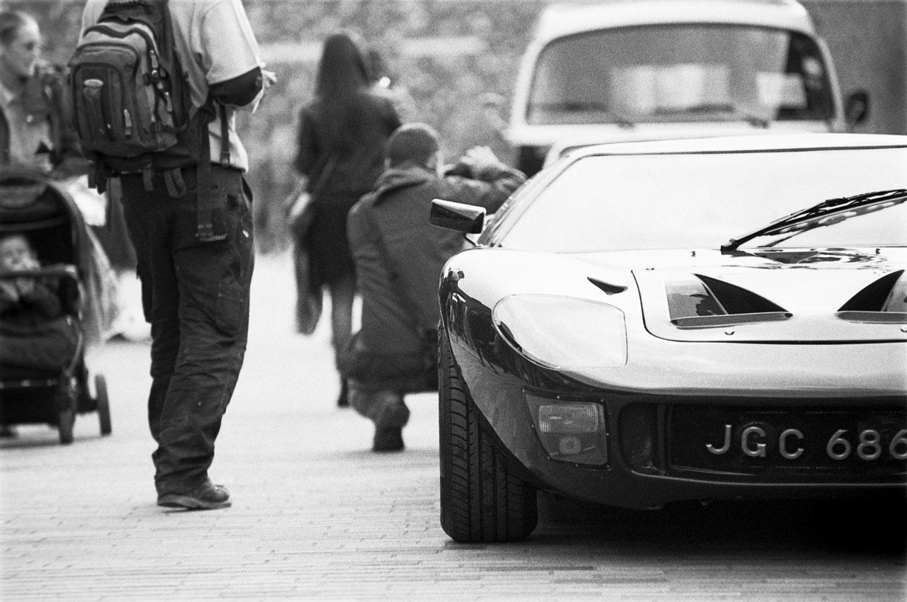 Faster car nikon