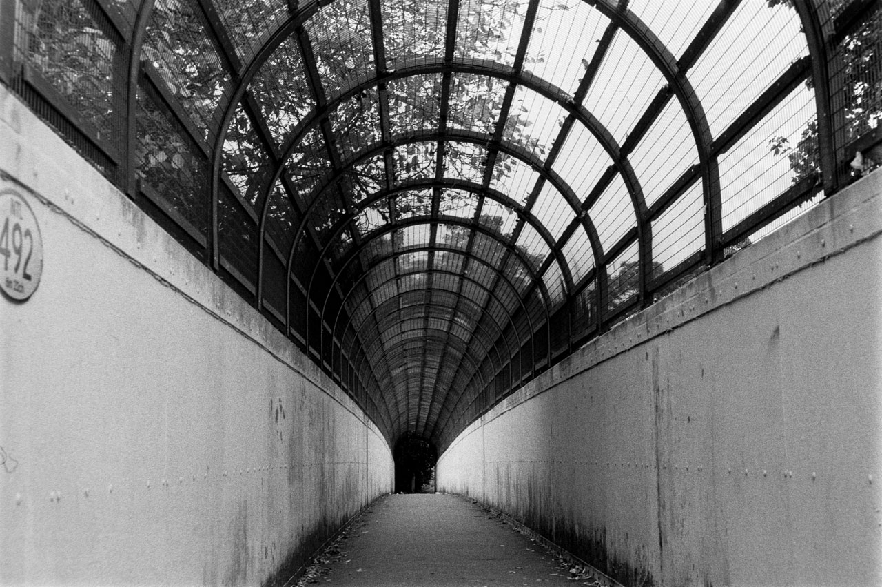 Footway tunnel