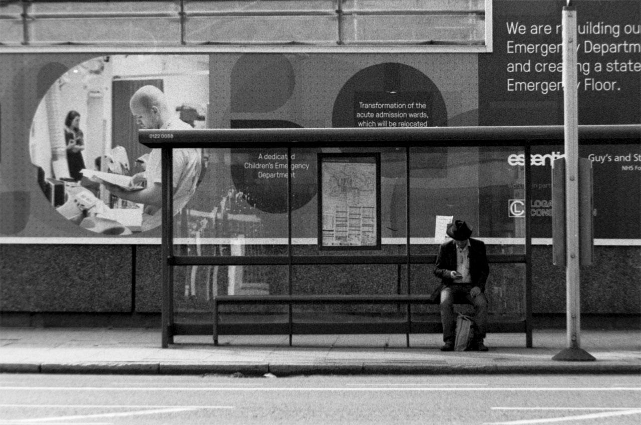 Bus stop time